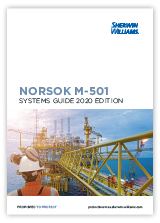 NORSOK M-501 SYSTEMS GUIDE